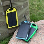 power bank solar cell 5000mAh