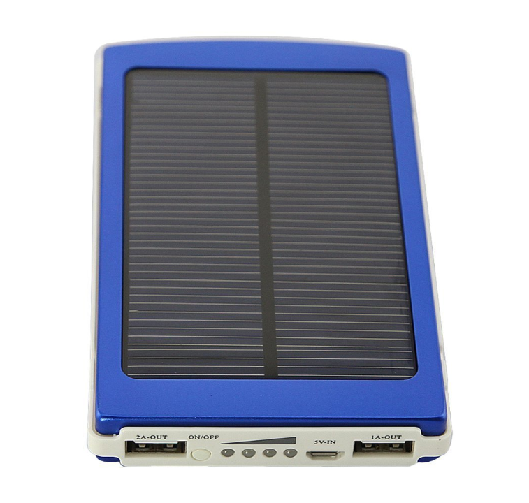 Power Bank Solar Cell Panel Surya 10 000mah
