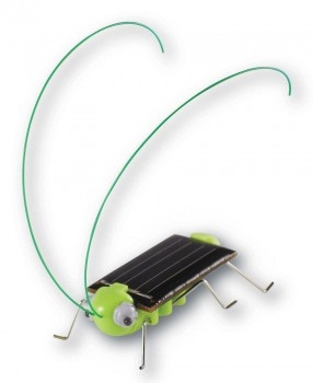 Mainan Serangga Solar Power (Grasshopper) – AL 1034