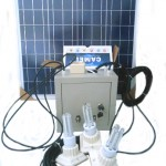 Solar cell unit 3 lampu 50 WP_3