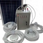Solar cell unit 4 lampu 20 WP_2