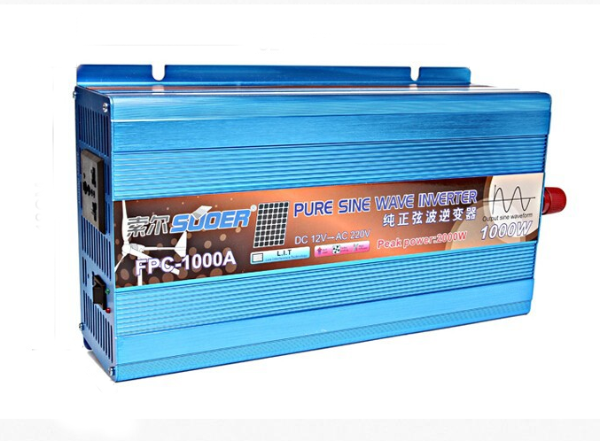 Inverter Pure Sine Wave 1000w