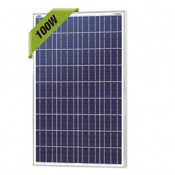 Panel Surya 100 WP Shinyoku Polycrystalline