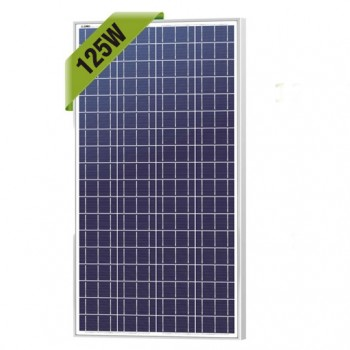 Panel Surya 125 WP Shinyoku Polycrystalline