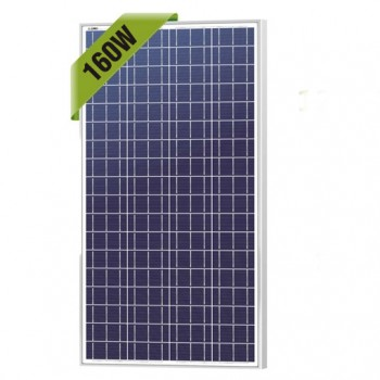 Panel Surya 160 WP Shinyoku Polycrystalline