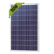 Panel Surya 80 WP Shinyoku Polycrystalline