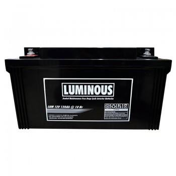 Battery VRLA Luminous 12 V / 120 Ah