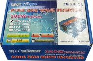 Inverter Panel Surya Pure Sine Wave 300w