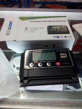 Solar Charge Controller 10A Digital Suoer