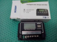 Solar Charge Controller 20A Digital Suoer