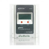 Solar Charge Controller 40A MPPT LCD Display