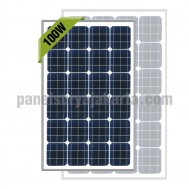 Panel Surya 100 WP Greentek Monocrystalline