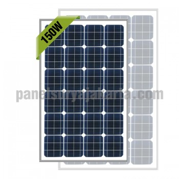 Panel Surya 150 WP Greentek Monocrystalline