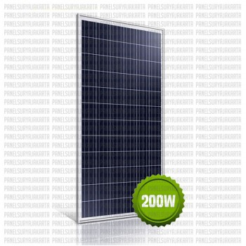 Panel Surya 200WP Polycrystalline