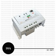 MPPT Solar Charge Controller 10A 12/24V