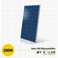 Jual Solar Cell 200 WP Polycrystalline