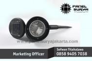 Lampu Taman Sorot Tenaga Surya 3 LED – LT 1011