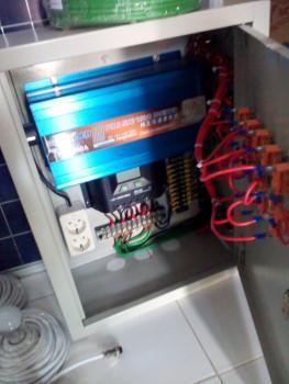 Paket PLTS Murah Untuk Rumah 600 – 1000 watt