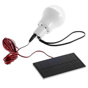 Lampu Bohlam Tenaga Surya 12 LED 110 Lumen – AL 1010