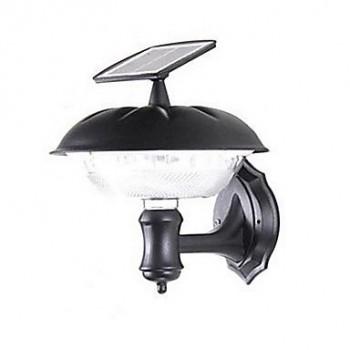 Lampu Dinding Tenaga Surya Model Klasik Eropa 20 LED – LD 1002