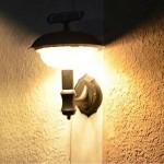 LD 1002_6 - Lampu Dinding Model klasik eropa 20 LED