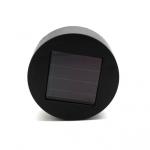 LT 1005_6 Lampu Taman Tancap Hitam Stainless 1 LED  35 cm