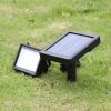 Lampu Taman Tenaga Surya Sorot 40 LED  – LT 1006