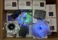 Lampu Taman Hias Model Selang 100 LED – 10 meter – LT 1017