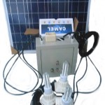 Solar cell unit 10 lampu 100 WP_3