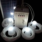 Solar cell unit 4 lampu 20 WP_5