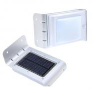 Lampu Dinding Tenaga Surya 16 LED Sensor Gerak PIR – LD 1017