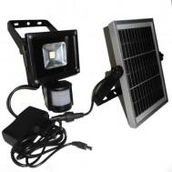 Lampu sorot sensor gerak PIR (Passive Infra Red) 10 watt – LT 1038