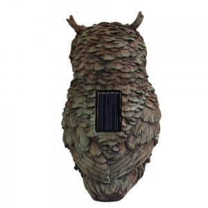 Lampu Taman Tenaga Surya, Lampu Burung Hantu, Lampu Taman