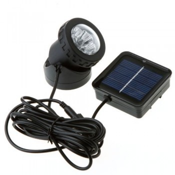 Lampu Tenaga Surya Sorot 6 LED Underwater – LT 1043