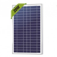 Panel Surya 20 WP Shinyoku Polycrystalline