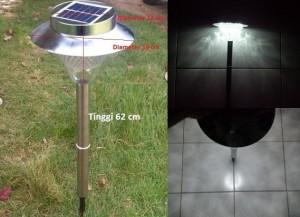 Lampu Taman Tenaga Surya, Lampu Taman Minimalis, Lampu Taman Led, LT 1027_1