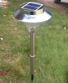 Lampu Taman Tancap Tenaga Surya 24 LED – LT 1027