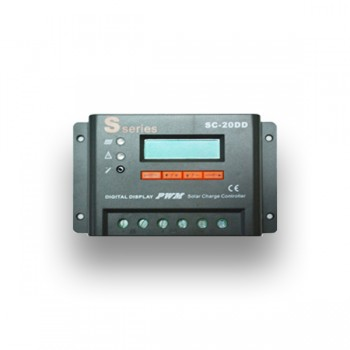Solar Charge Controller Sseries 20A Digital