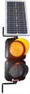 Paket Solar Warning Signal Light