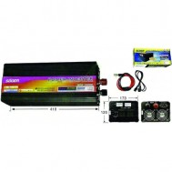 Power Inverter Auto Charger UPS 3000w Suoer 12v