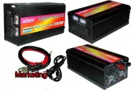 Power Inverter Auto Charger UPS 2000w Suoer 24v