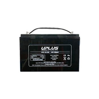 Battery VRLA UPLUS 12 V / 100 Ah