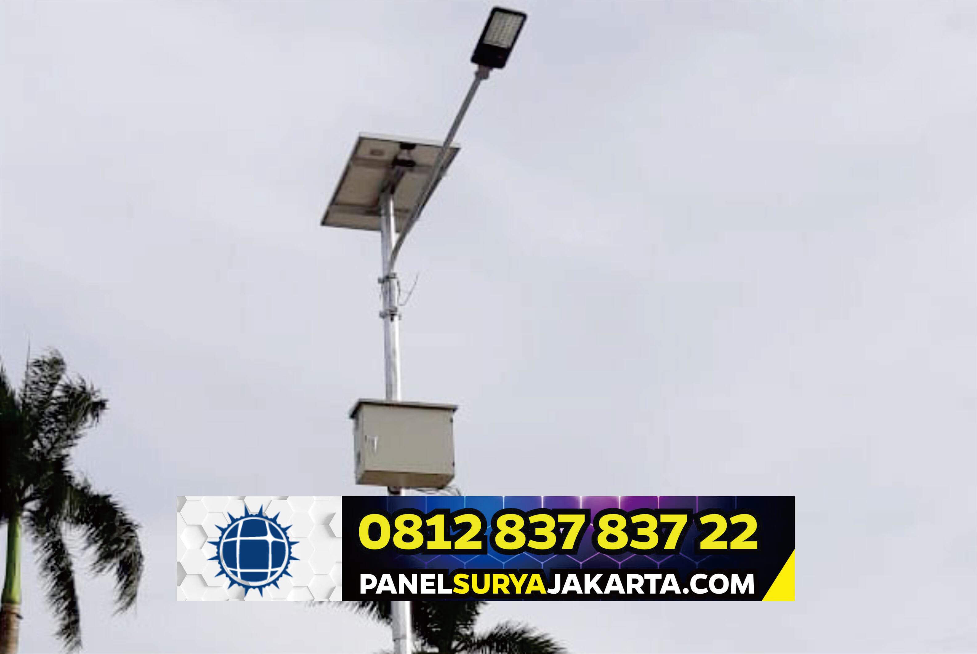 0812 837 837 22 Pt Sinar Bsj Kontraktor Lampu Jalan Solar Cell Jakarta