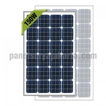 Panel Surya 150 WP Greentek Monocrystalline