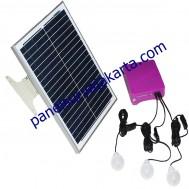 Solar Home System Murah 3 lampu | Plts Murah 3 lampu