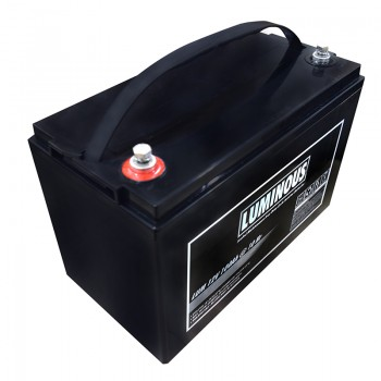 Battery VRLA Luminous 12 V / 100Ah