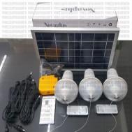 Paket Solar Cell Murah 3 Lampu