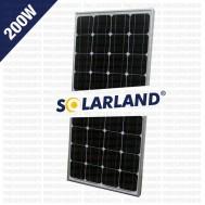 Panel Surya 200WP Monocrystalline Solarland
