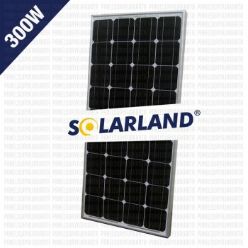 Panel Surya 300WP Monocrystalline Solarland