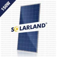 Panel Surya 150WP Polycrystalline Solarland